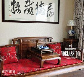 中式风格小榻榻米图片