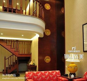 中式复式楼楼梯设计