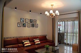 精美小户型客厅简约装饰图片欣赏