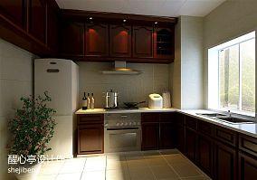 简约现代风装修二居室设计