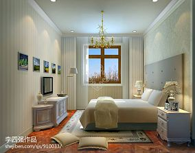 卧室相片十字绣图片