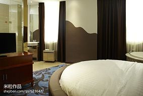 艺术感2室1厅风格效果图