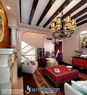 现代两室两厅变三室两厅装修图