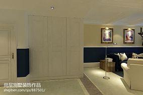 华鹤卧室木门图片