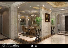 室内客厅青砖墙设计图片