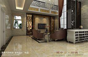 大气简欧风格沙发背景墙图片