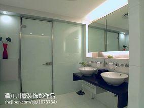清新浴室装饰图片