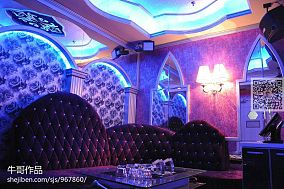 餐厅彩绘墙装修