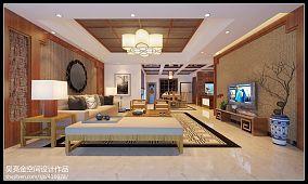 精美客厅中式欣赏图片