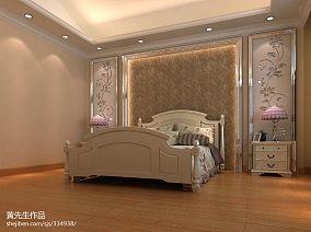 豪华欧式卧室案例