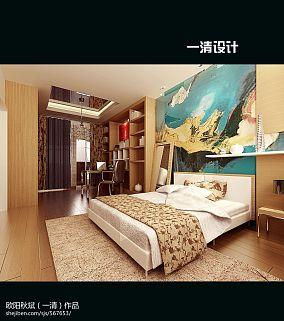 精美2室1厅平面图