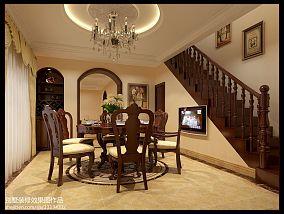 高档别墅室内装修效果图