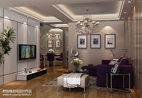 复式欧式客厅设计