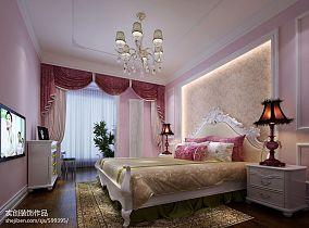 时尚客厅3室一厅装修效果图