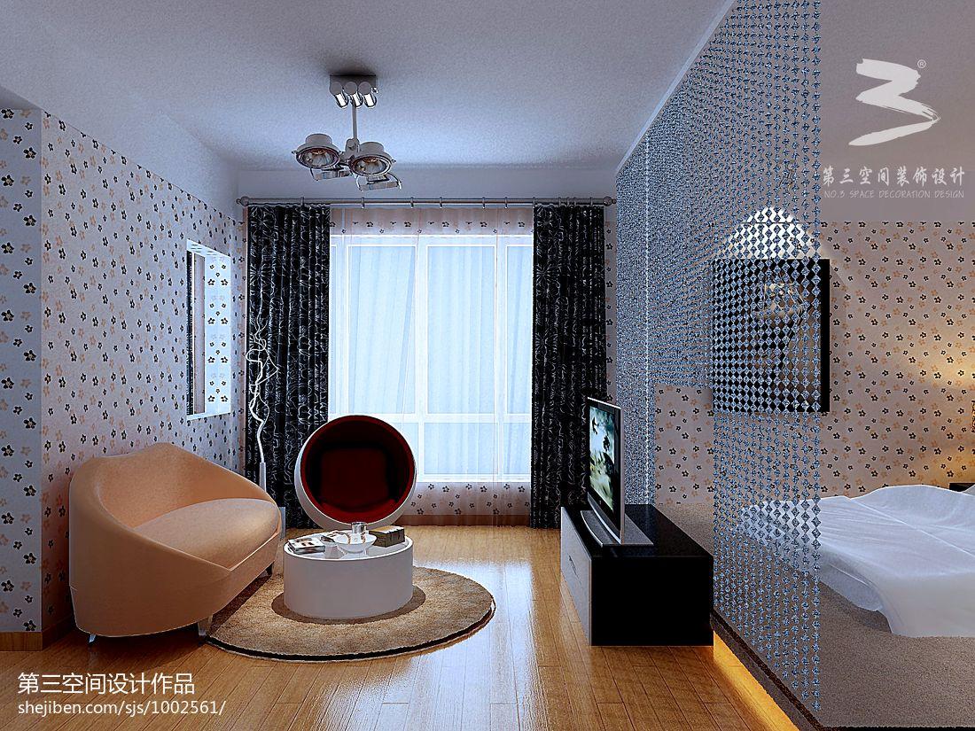 精美625平混搭别墅卧室装饰图卧室潮流混搭卧室设计图片赏析
