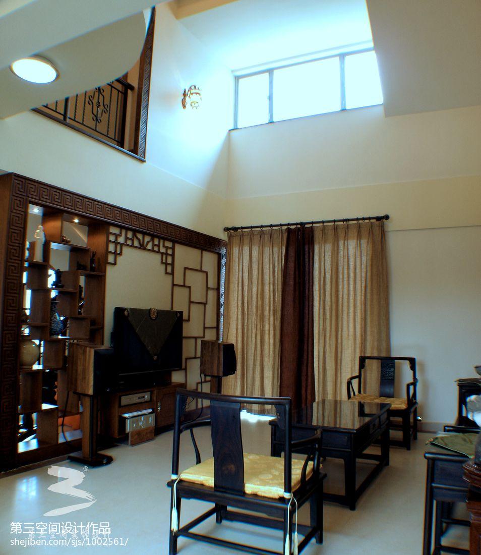 简洁766平混搭别墅客厅美图客厅潮流混搭客厅设计图片赏析