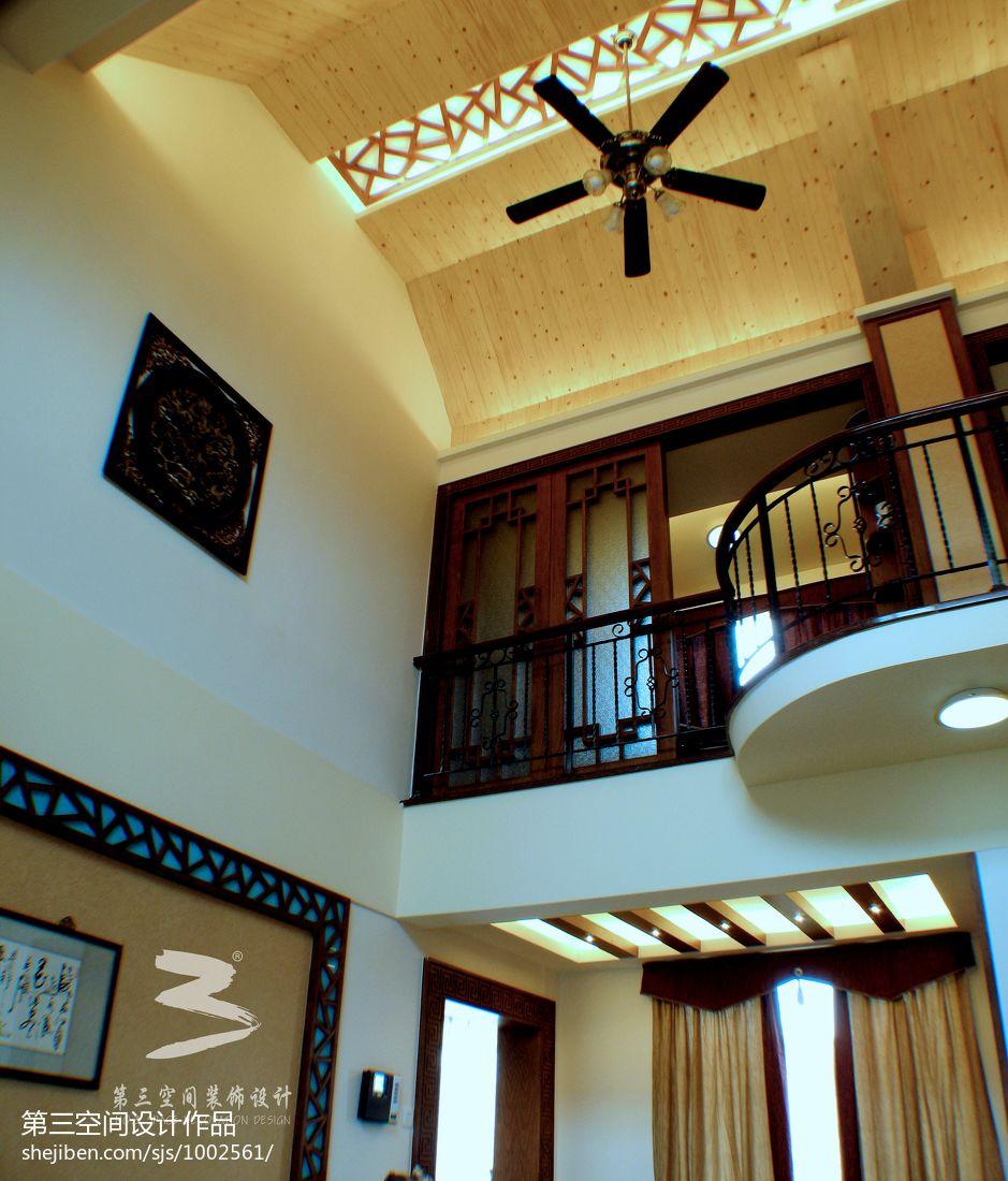 浪漫566平混搭别墅客厅装修效果图客厅潮流混搭客厅设计图片赏析