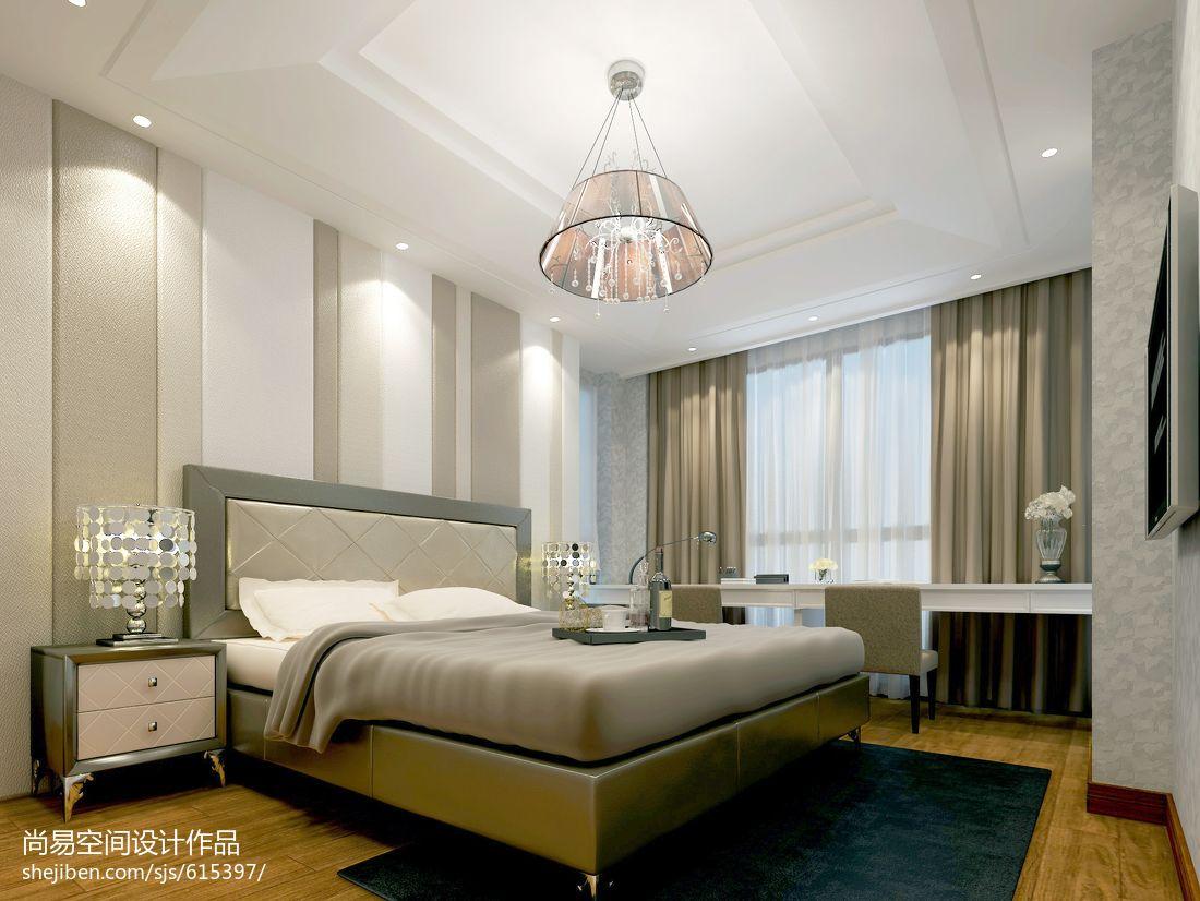 热门混搭卧室装修设计效果图片卧室潮流混搭卧室设计图片赏析