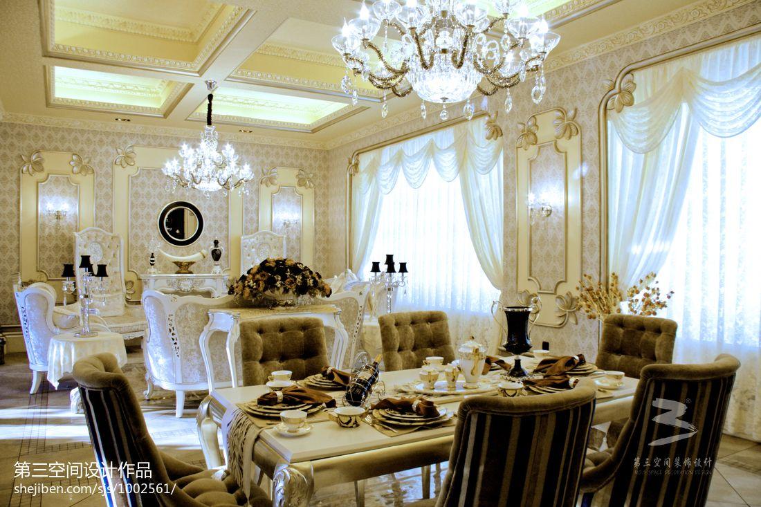 精美混搭餐厅实景图片大全厨房潮流混搭餐厅设计图片赏析