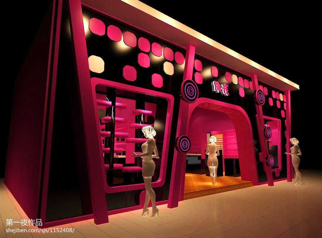 和平广场店面设计购物空间其他设计图片赏析