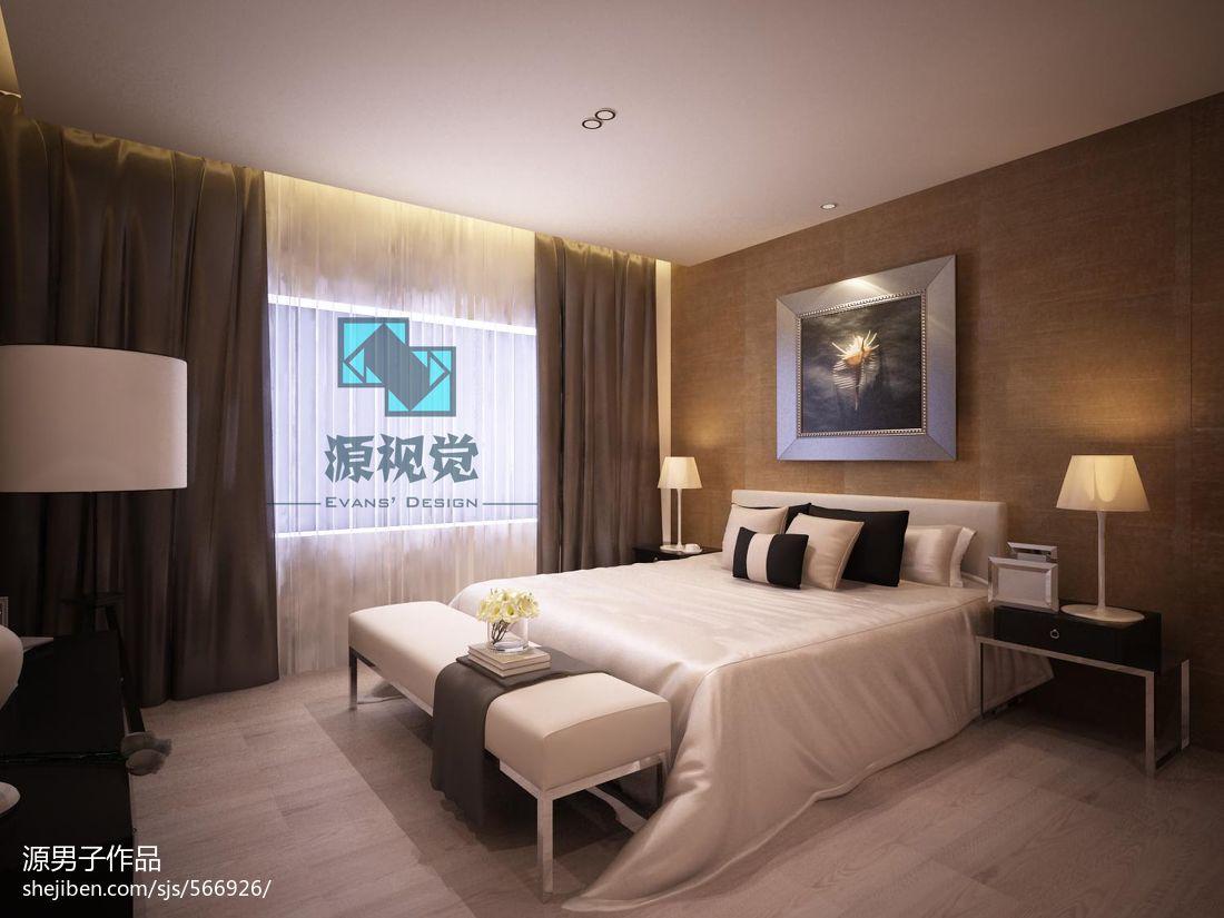 广西南宁玫瑰园小区住宅设计功能区潮流混搭功能区设计图片赏析