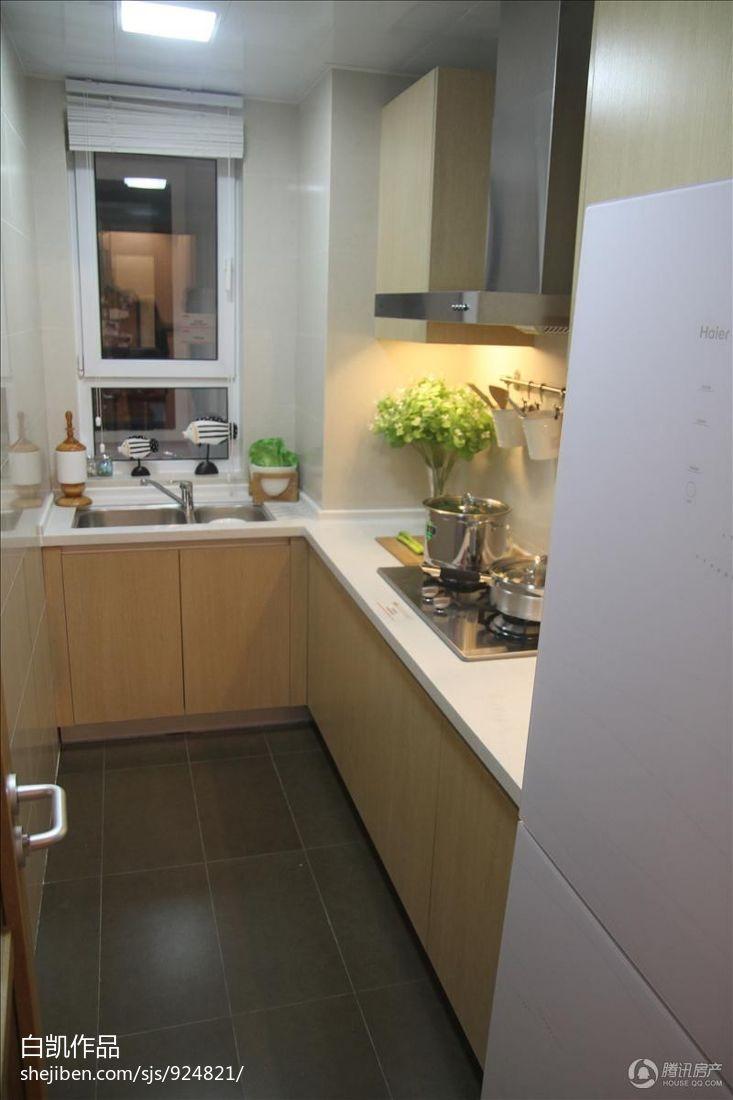 精选混搭三居厨房效果图片潮流混搭设计图片赏析