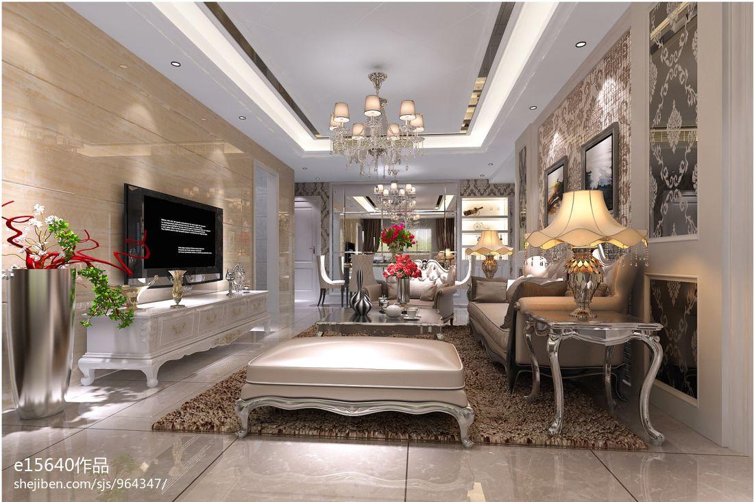 平混搭三居客厅设计美图客厅潮流混搭客厅设计图片赏析