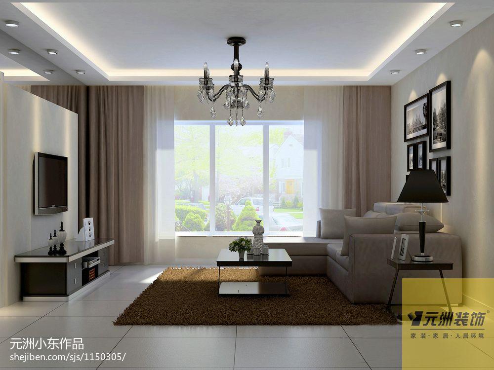 平混搭四居客厅美图客厅潮流混搭客厅设计图片赏析
