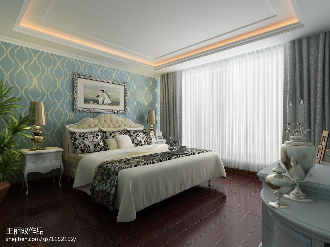 热门二居卧室欧式装饰图片卧室欧式豪华卧室设计图片赏析