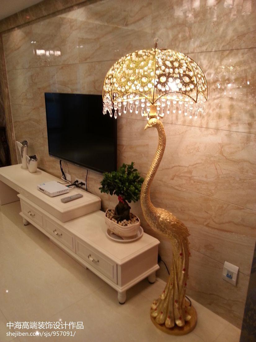 精美大小111平混搭四居客厅装修效果图片大全客厅潮流混搭客厅设计图片赏析