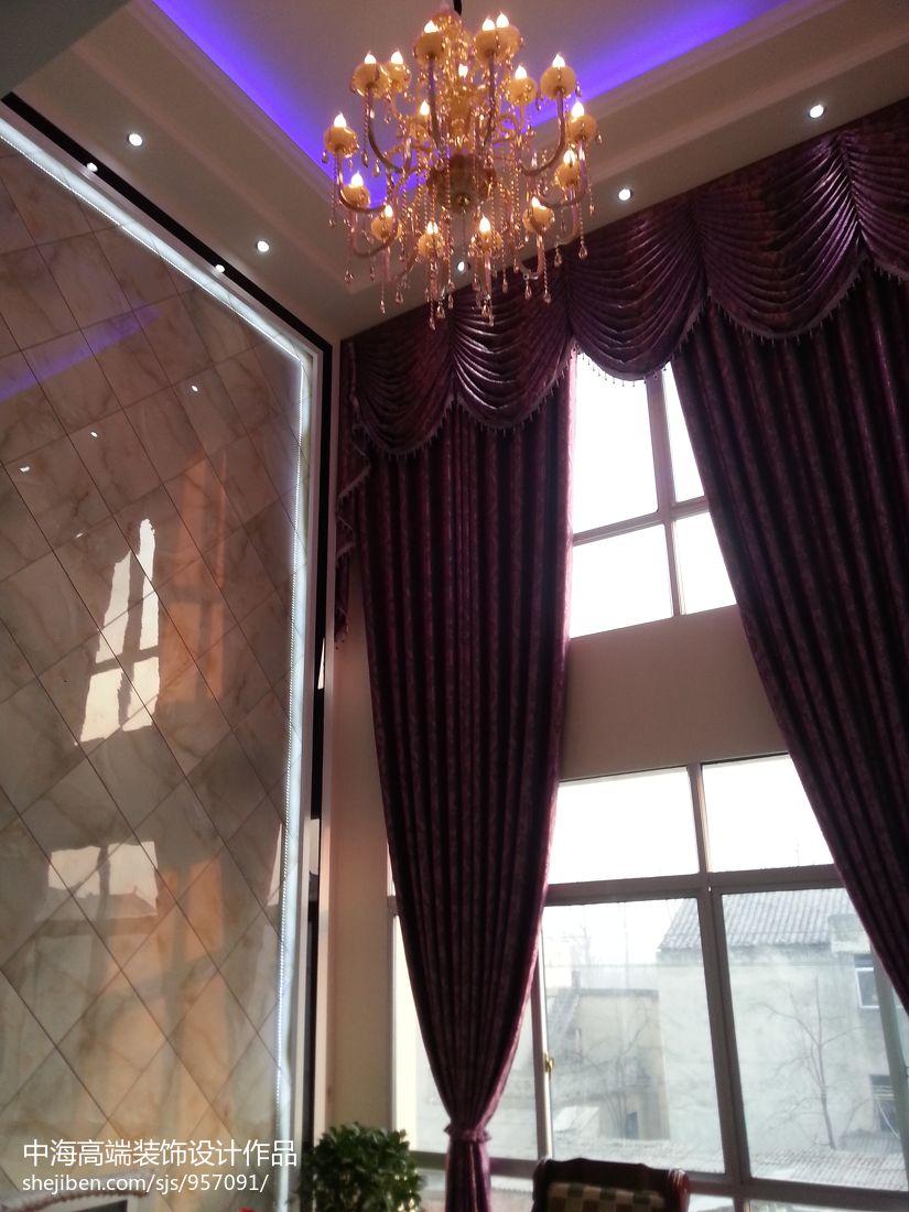 明亮252平混搭样板间客厅图片欣赏客厅潮流混搭客厅设计图片赏析