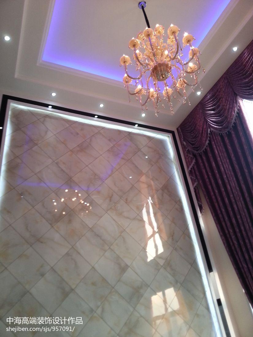 质朴323平混搭样板间客厅效果图片大全客厅潮流混搭客厅设计图片赏析
