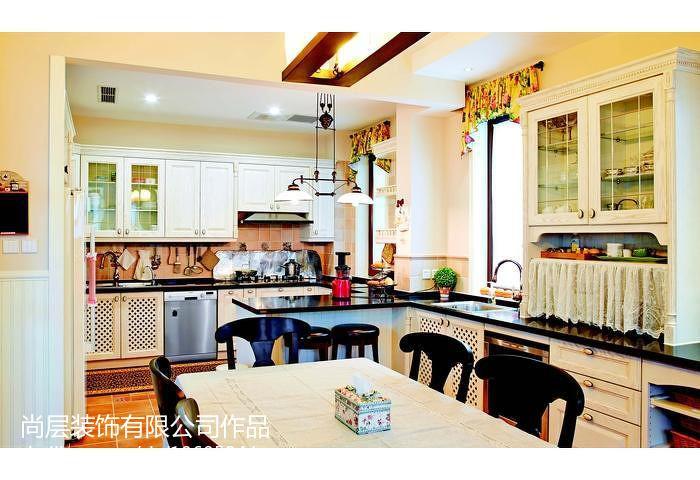 优美443平混搭别墅餐厅布置图厨房潮流混搭餐厅设计图片赏析