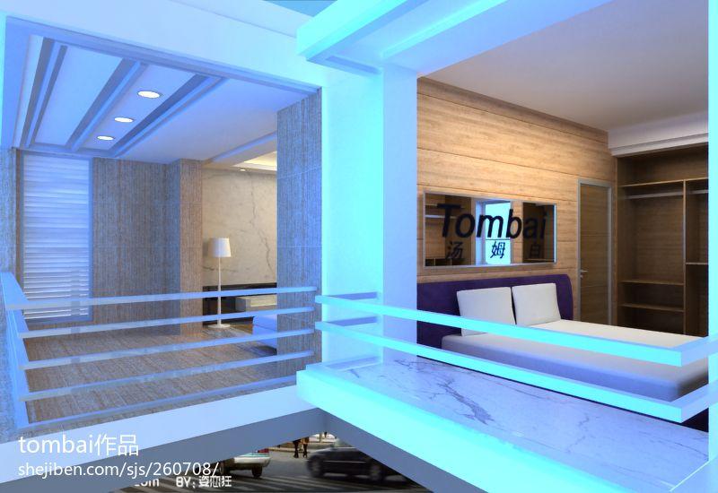 优美73平混搭二居阳台设计图阳台潮流混搭阳台设计图片赏析