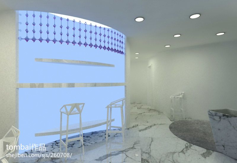 悠雅107平混搭三居设计美图功能区潮流混搭功能区设计图片赏析