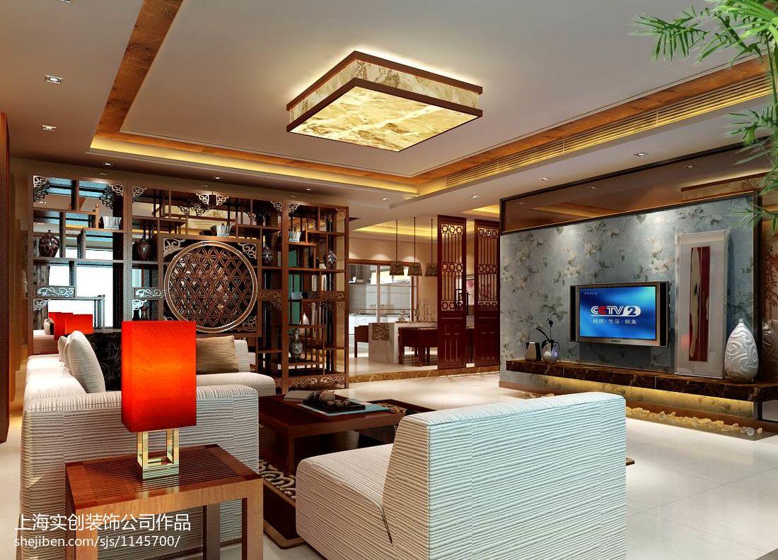 浪漫426平混搭别墅客厅实拍图客厅潮流混搭客厅设计图片赏析