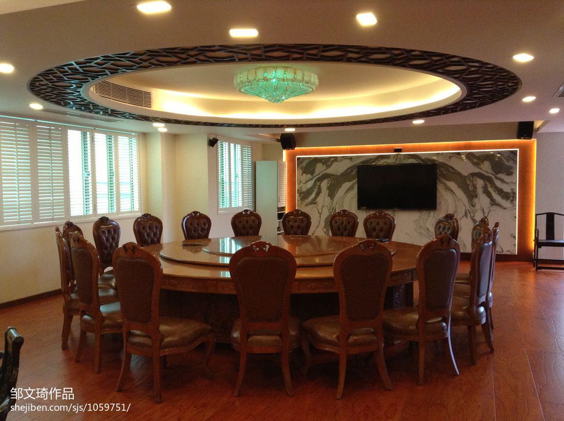 精美115平米混搭复式餐厅装修实景图片欣赏厨房潮流混搭餐厅设计图片赏析