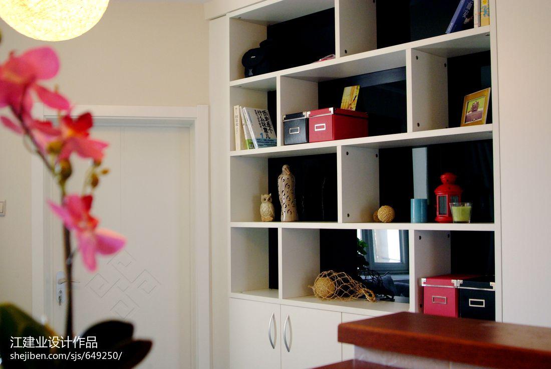 面积78平混搭二居客厅装修欣赏图客厅潮流混搭客厅设计图片赏析