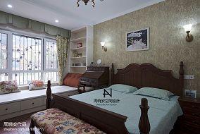 精美大小101平混搭三居卧室装修图片欣赏