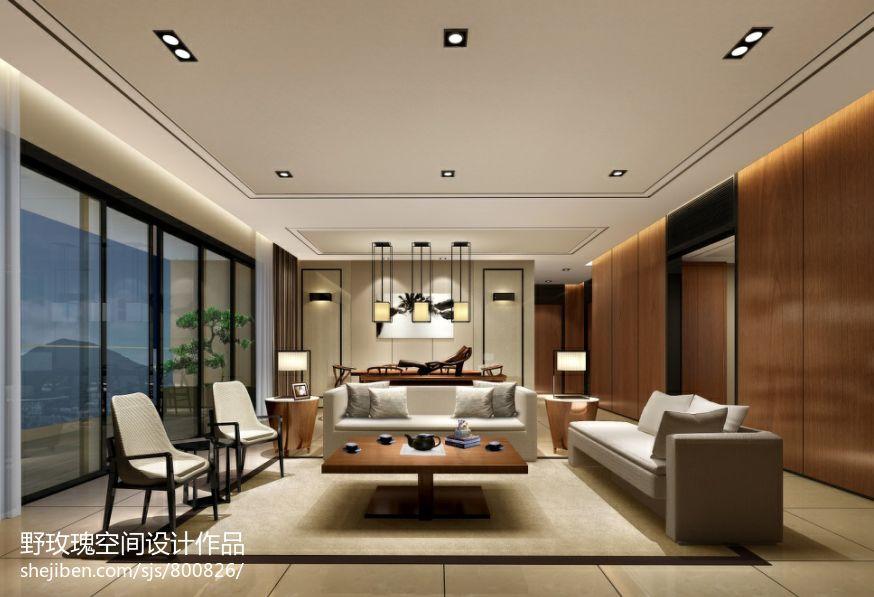 明亮99平混搭三居客厅布置图客厅潮流混搭客厅设计图片赏析