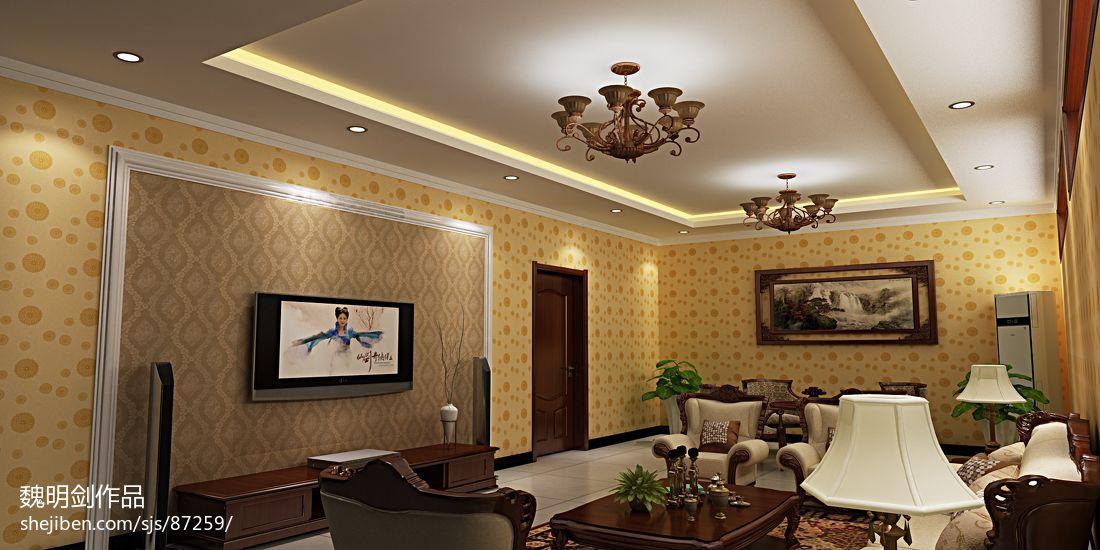 纯朴、简约客厅潮流混搭客厅设计图片赏析