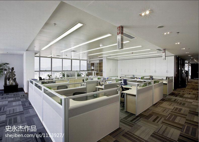 TCL集团财务有限公司办公空间其他设计图片赏析