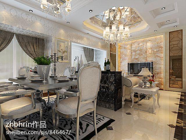 精美99平方三居客厅混搭欣赏图片大全客厅潮流混搭客厅设计图片赏析