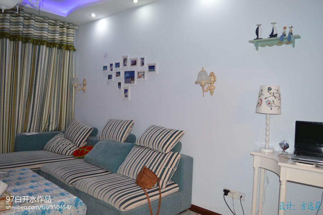 精致82平混搭二居客厅设计美图客厅潮流混搭客厅设计图片赏析