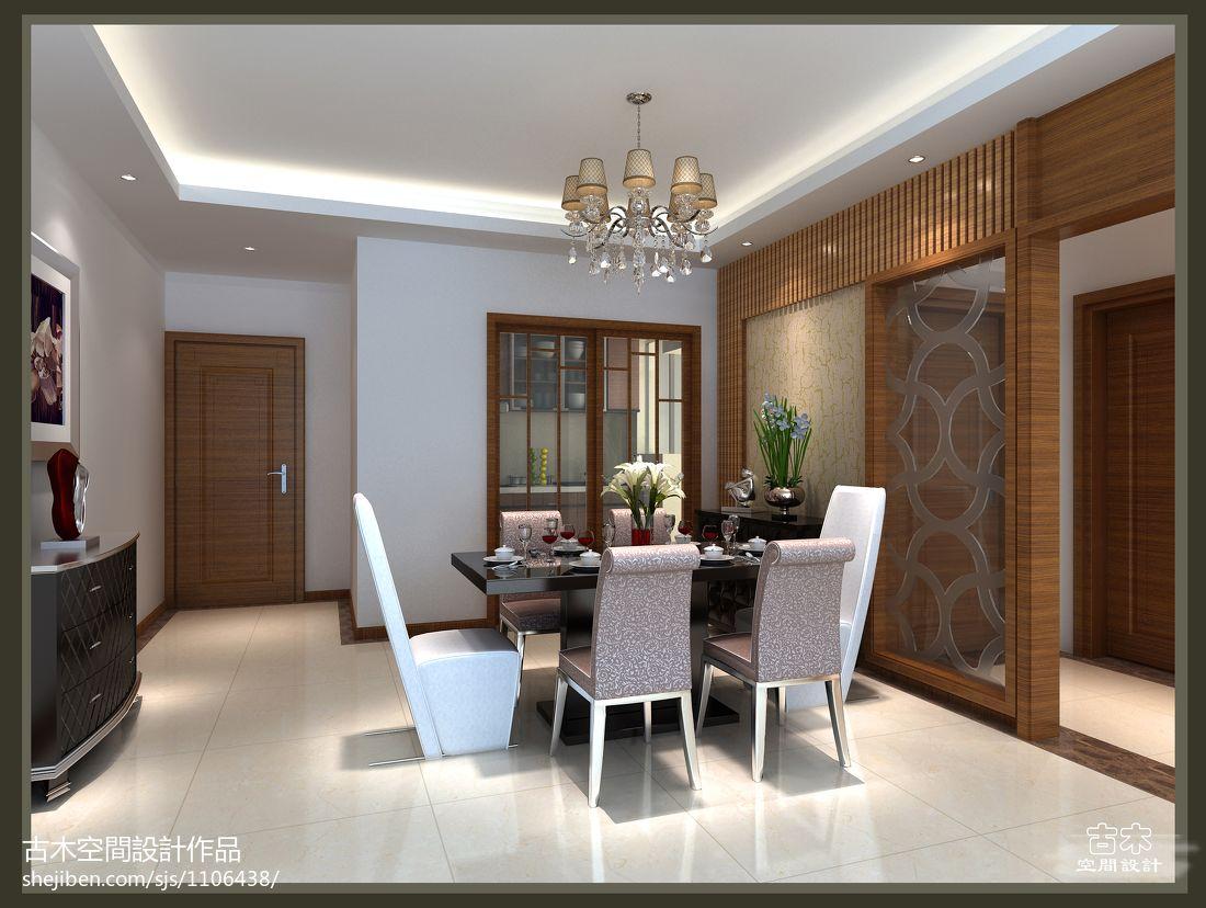 精美112平混搭三居餐厅装饰图片厨房潮流混搭餐厅设计图片赏析
