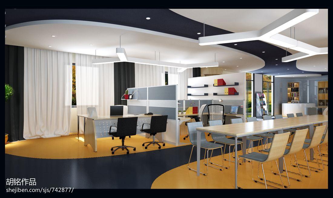 办公室设计(四川大学望江校区教师教学发展中心)办公空间其他设计图片赏析