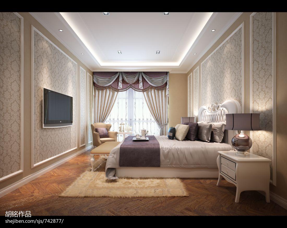 优美72平混搭复式卧室实景图片卧室潮流混搭卧室设计图片赏析