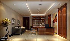 现代时尚两层别墅外观效果图