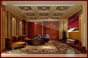 现代简装卧室室内图片