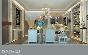 简欧风格设计别墅厨房图片